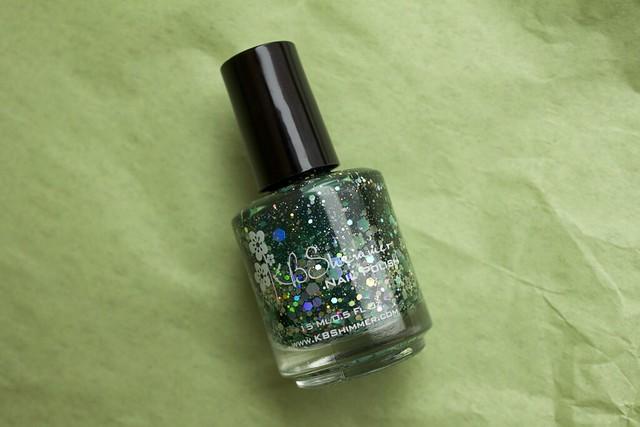 01 KBShimmer Green Hex&Glam