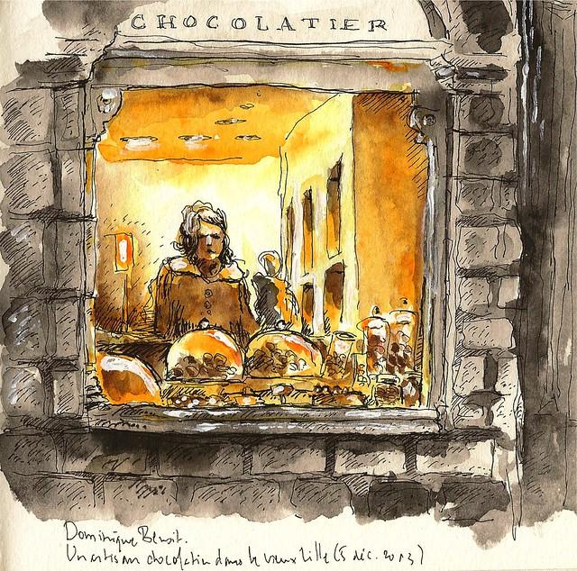 Benoit Chocolatier