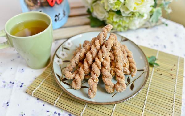 小琉球麻花捲-茗品麻花捲