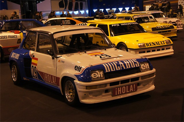 Renault 5 Turbo Eurocup