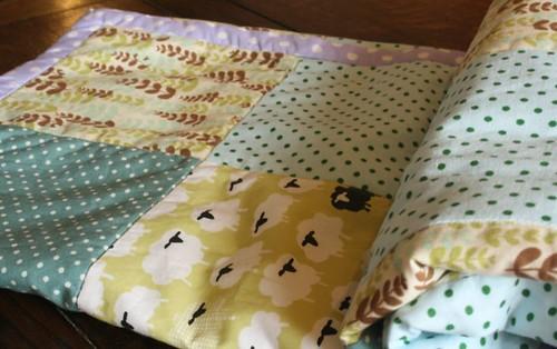 Iris' quilt