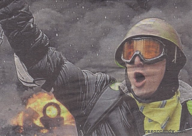 Kiev Demonstrator (2)