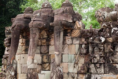 Angkor Thom (Camboya)