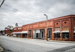 Jonesville Downtown