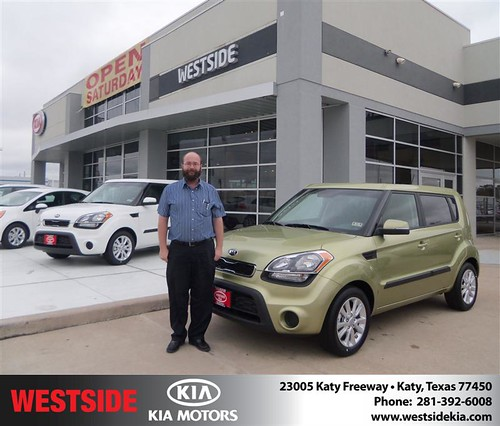 Happy Birthday to William E Krick from Arlene Montes  and everyone at Westside Kia! #BDay by Westside KIA