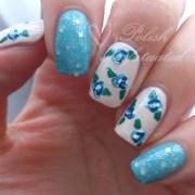 january nail art challenge fresh