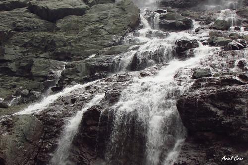 Yerba Loca | Cascada de los Sulfatos - Sulfates Waterfall