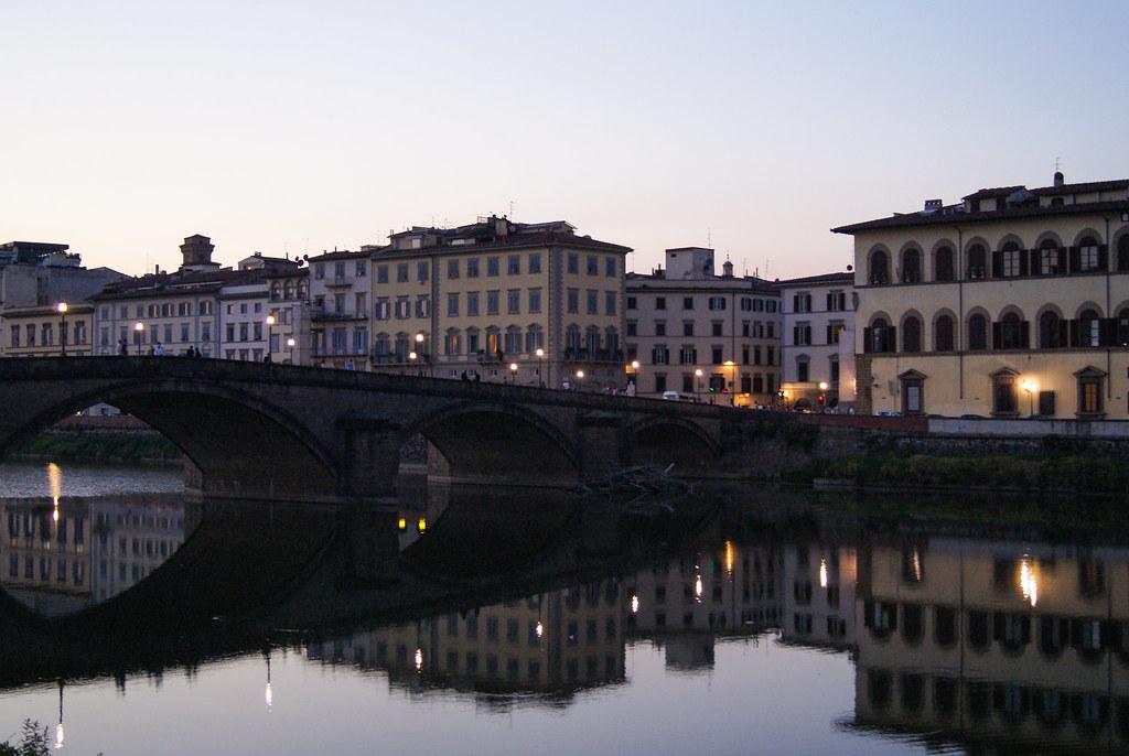 Ponte Santa Trinita & Lungarno Corsini