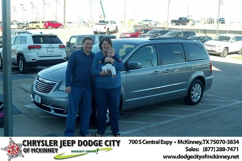 Dodge City McKinney Texas Customer Reviews and Testimonials-Janet & Jason Snyder by Dodge City McKinney Texas