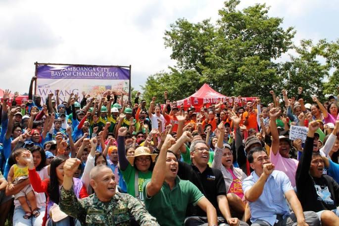 Gawad Kalinga Week 4: Bayanihan para sa Kapayapaan