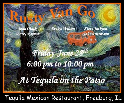 Rusty Van Go 6-28-13
