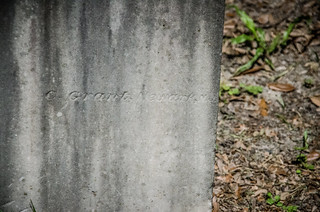 C. Grant signature, Newark, NJ