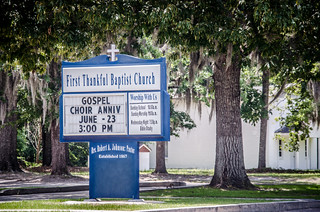 First Thankful Baptist