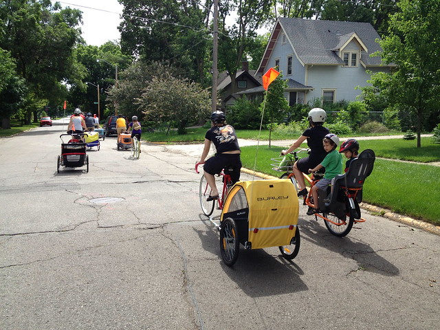 June Kidical Mass Ride