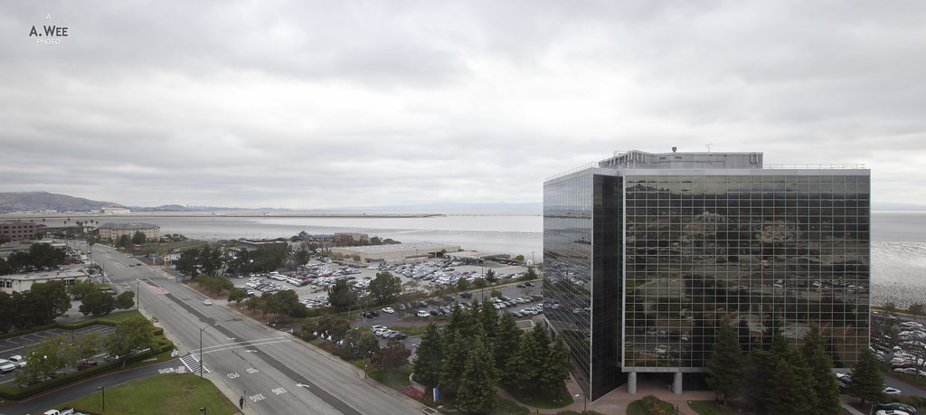 Bayview from the Club Lounge