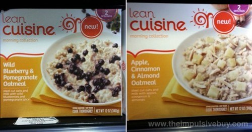 Lean Cuisine Oatmeal