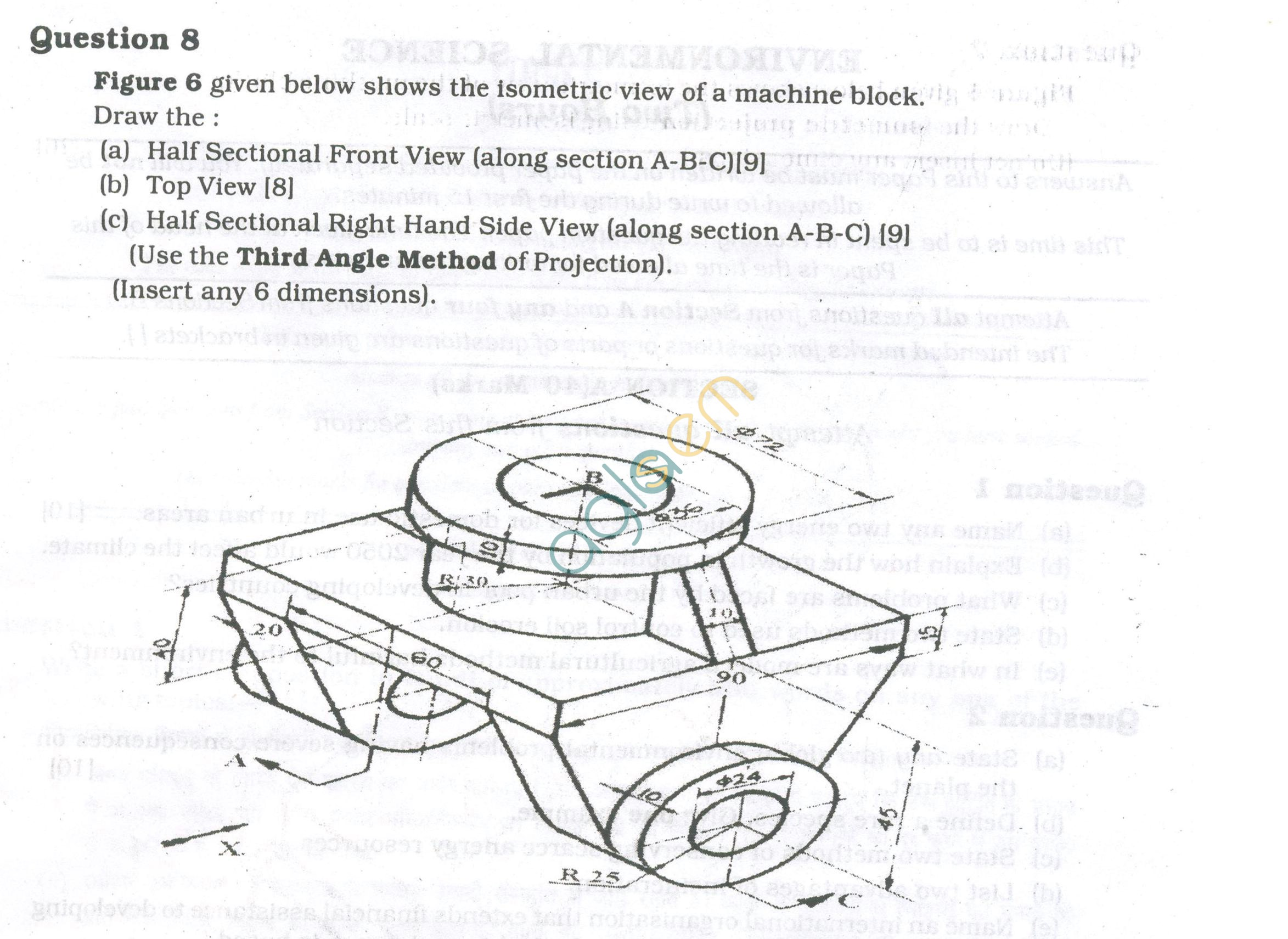 ICSE Question Papers 2013 for Class 10
