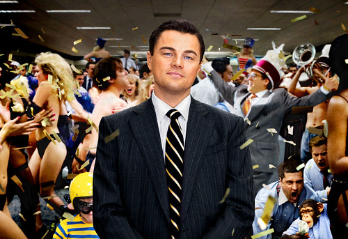 The Wolf of Wall Street: Las Memorias de Jordan Belfort