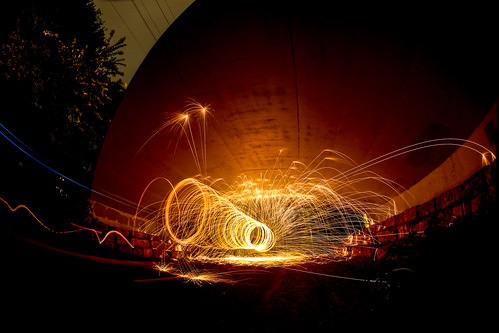 steel wool fun with long exposure and fire m2 photography blog