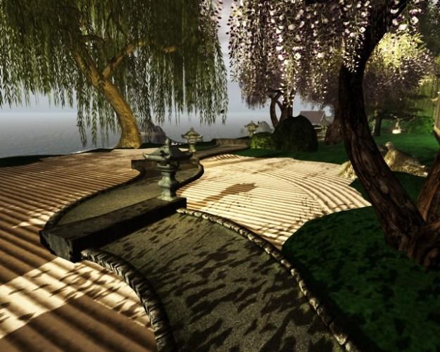 Hanafusa Okiya garden