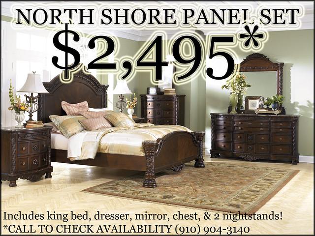 B553NORTHSHOREkingpanel$2495