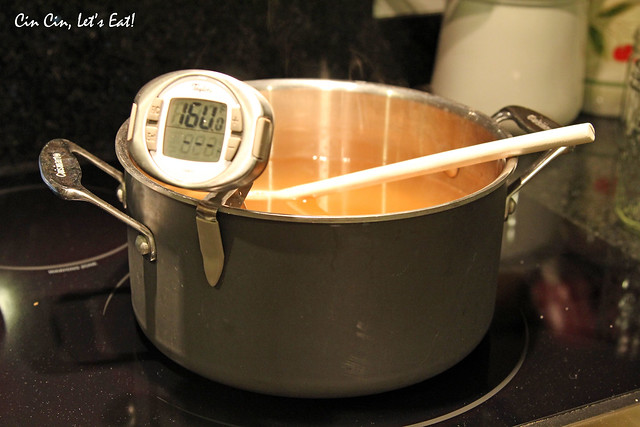apple jelly_boiling