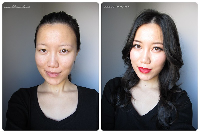 The Fall Red Lip-Makeup Tutorial