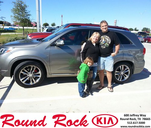 Round Rock KIA Customer Reviews and Testimonials-Randy Kuffman by RoundRockKia