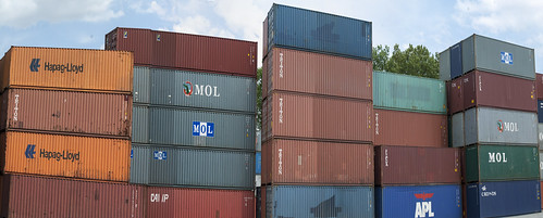 contargo trimodal network stack up