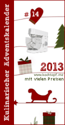 Kulinarischer Adventskalender 2013 - Türchen #14