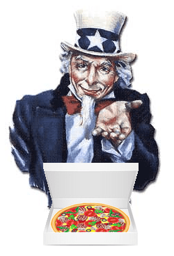 US Government: 'Eat More Pizza!'