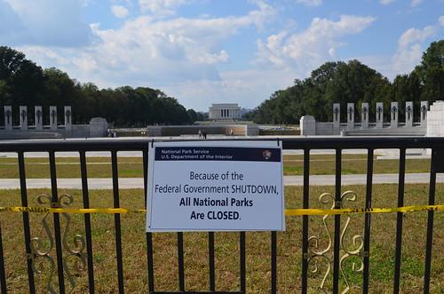 Shutdown, Day 1