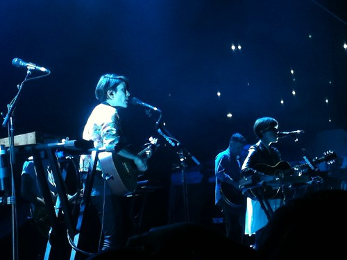 Tegan and Sara Came to Raleigh (2/6)