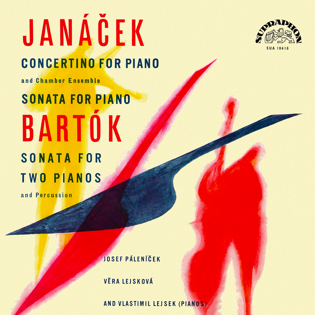Leoš Janáček - Concertino for piano
