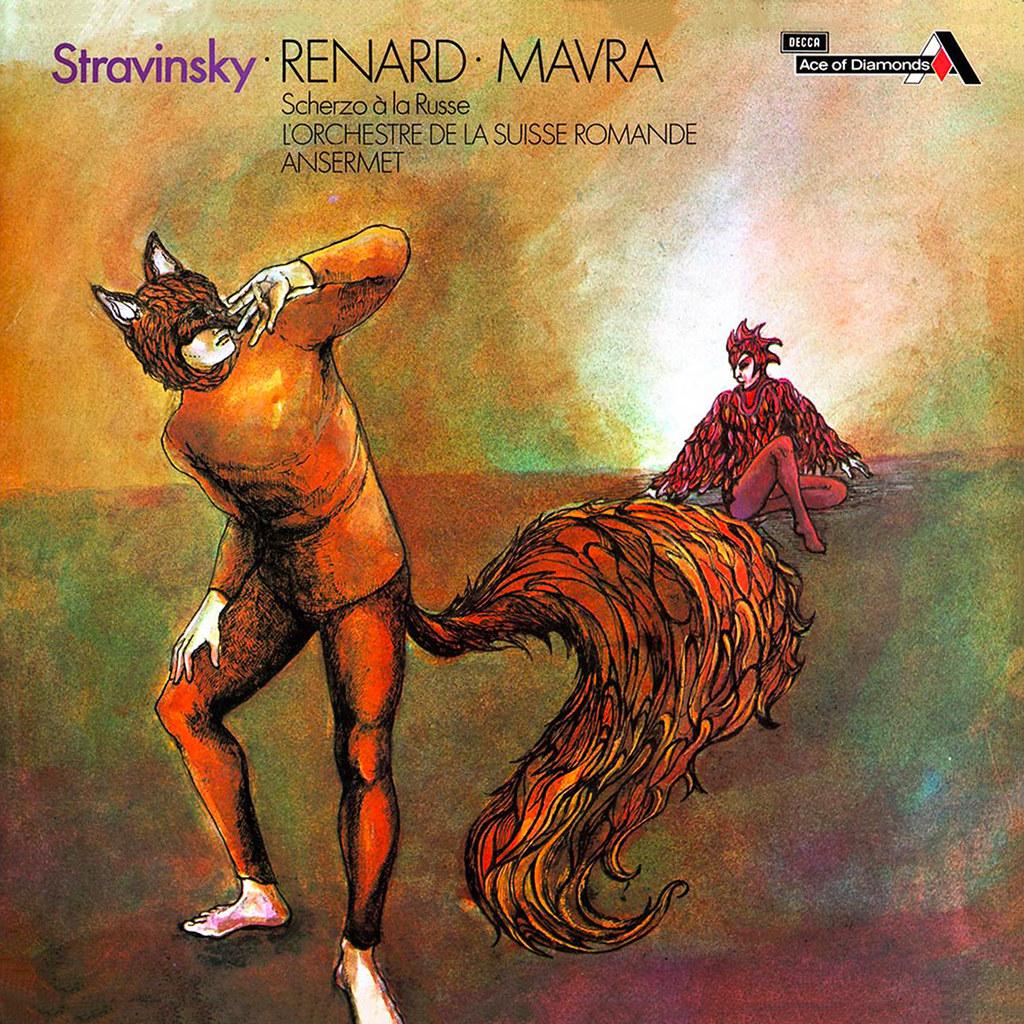 Igor Stravinsky - Renard