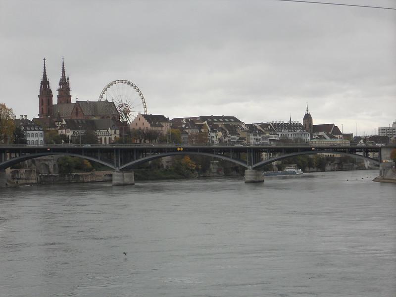 Münster und Wettsteinbrücke