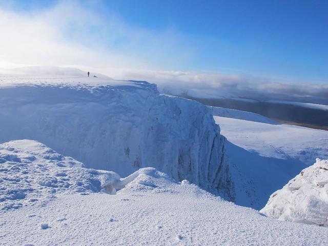 Cairngorm plateau walk