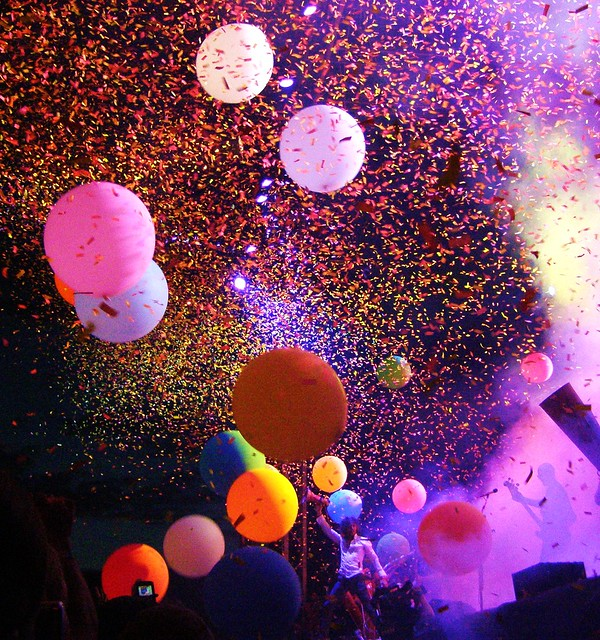 Flaming Lips at Ottawa Bluesfest, 2010