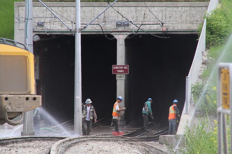 Tunnel team