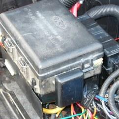 Napa Ford Solenoid Lennox Ac Wiring Diagram Underhood Power Relay Box Terminals Truck