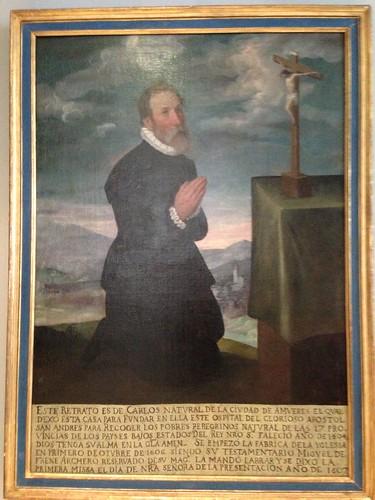 Fundación Carlos de Amberes. Madrid