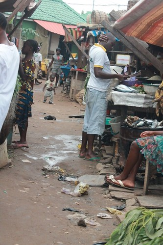 Galadima Village Market by Jujufilms