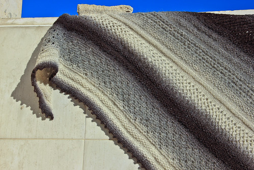 More is More Shawl