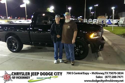 Dodge City McKinney Texas Customer Reviews and Testimonials-Larry Burgett by Dodge City McKinney Texas