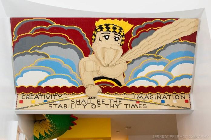 Lego Store Creativity and Imagination Rockefeller Center