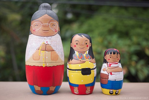 Tres Marias: art up for auction for the benefit of the survivors of Super Typhoon Haiyan