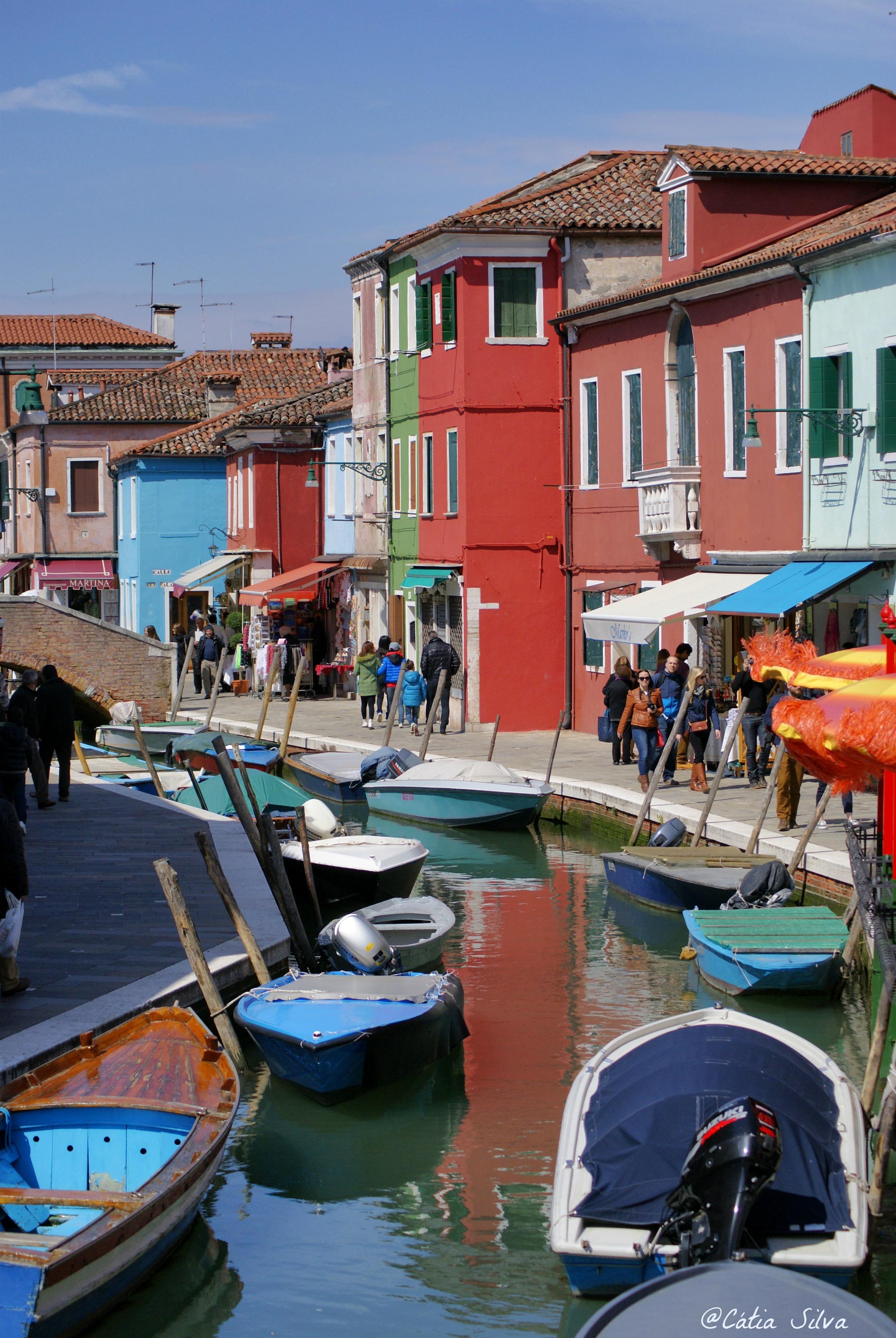 Isla de Burano - Italia (8)