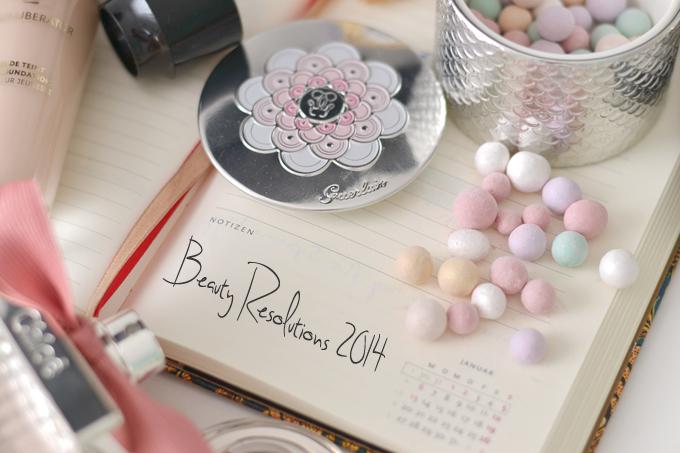 Beauty Resolutions 2014