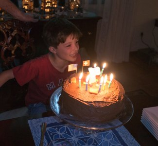 Luke's 7th Birthday