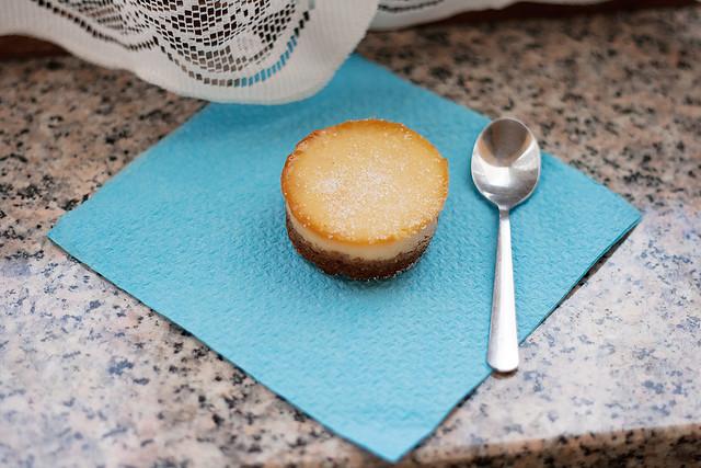 Classic Lemon Cheesecake - recake 4